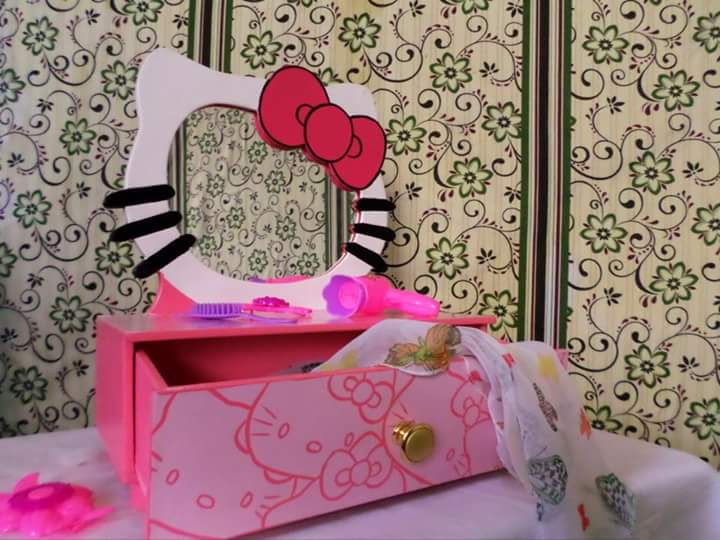 Hello Kitty Items from Tupperware