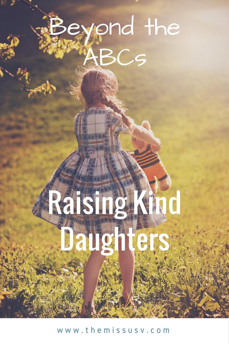 Raising Kind Daughters