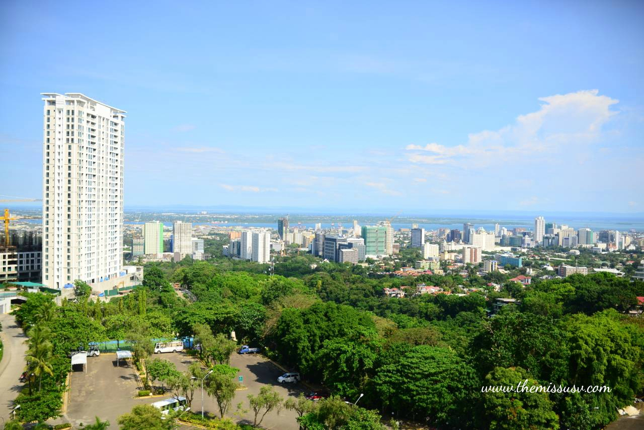 Where to stay in Cebu- Marco Polo Plaza - City View