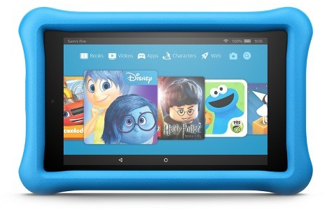 Gift Ideas for 6 Year Old Girls – Amazon Fire HD 8 Kids Edition