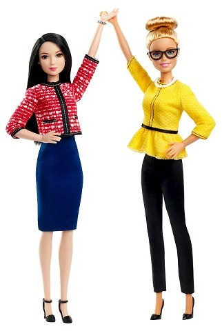 Gift Ideas for 6 Year Old Girls - Barbie President and Vice President