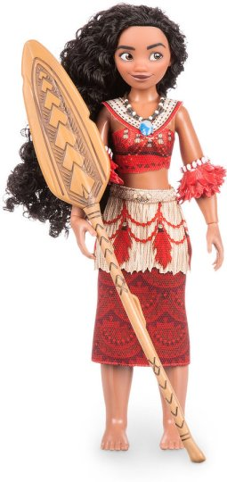 Gift Ideas for 6 Year Old Girls – Disney Moana Singing Doll